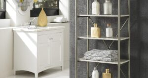 five Nice Concepts for Rest room Cabinets