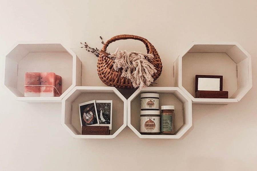 The 90 Absolute best Rest room Shelf Concepts
