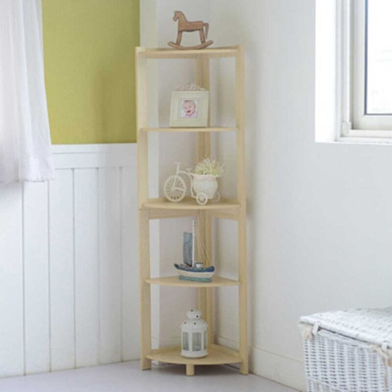 30 Nook Shelf Concepts To Assist You Fill That Awkward
