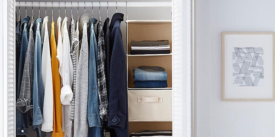 The most productive placing cabinets for closets