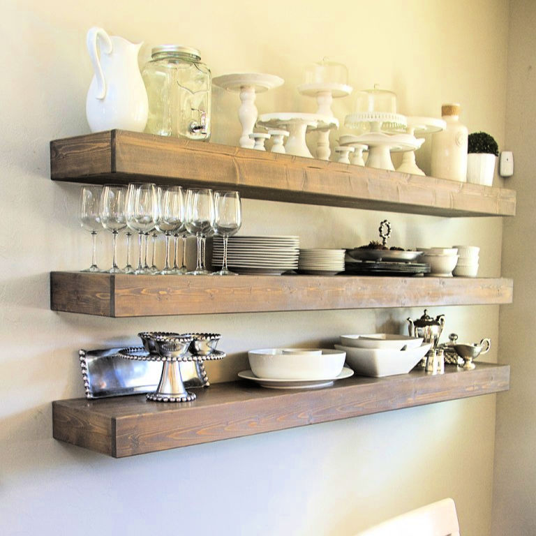 85 Concepts To Construct Your Personal DIY Floating Cabinets (Loose