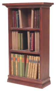 What More or less Wooden to Use for a Bookcase