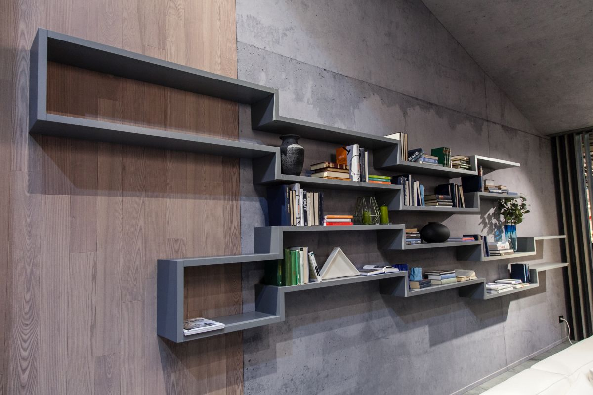 50 Shelving Concepts For Each Area, Decor And Taste