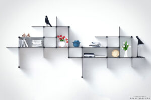 15 Breathtaking Floating Cabinets That You DON'T Need to DIY