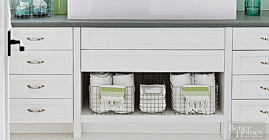 Read more about the article Retailer Extra in Your Rest room with those Sensible Garage Concepts