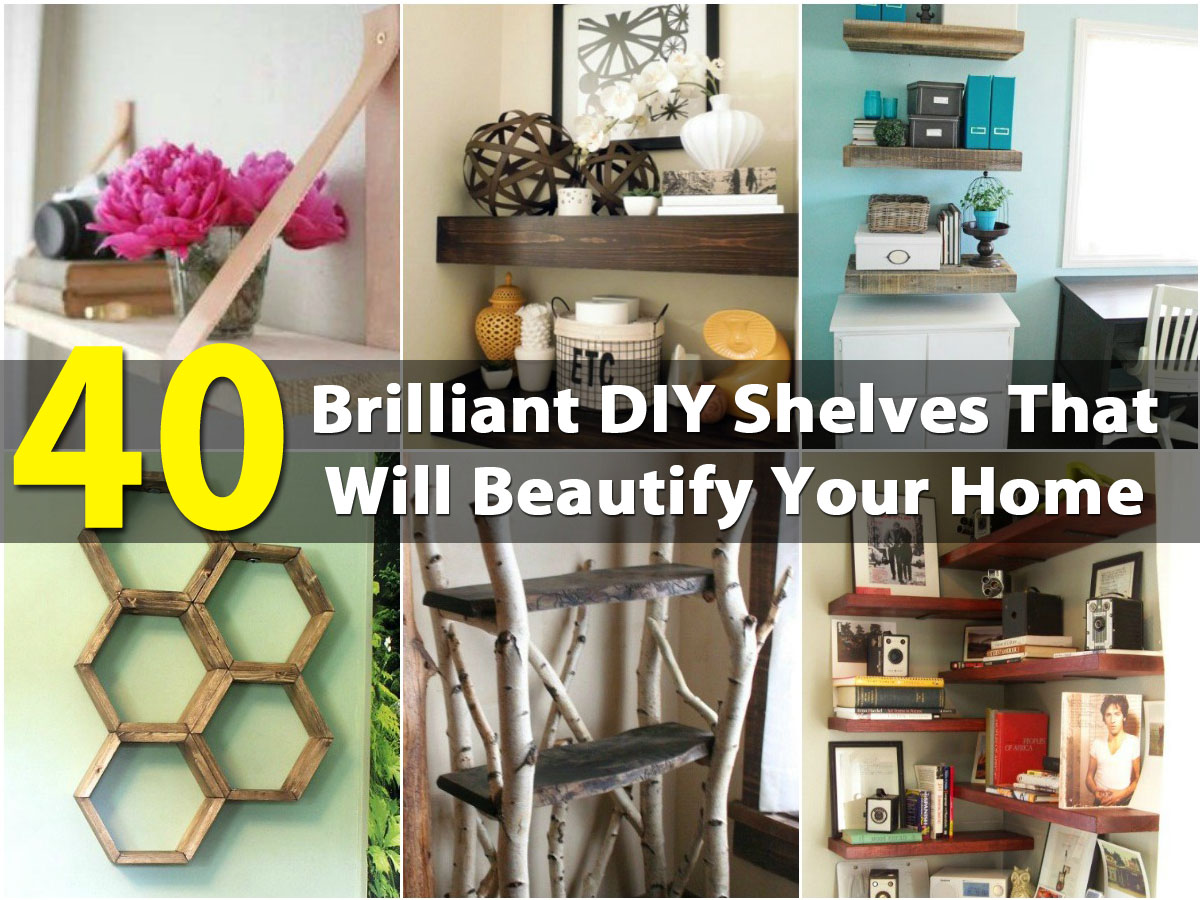 40 Sensible DIY Cabinets That Will Embellish Your House