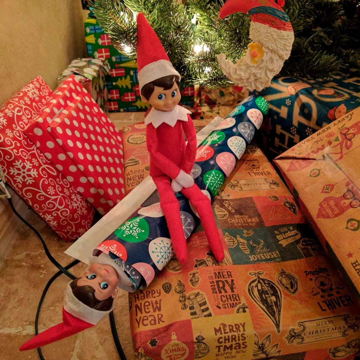 25 Elf at the Shelf Decorations That'll Knock You Out